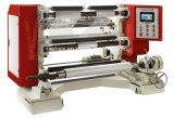 Vertikale vorbildliche aufschlitzende Rewinder Plastikrollenmaschine (LFQ-1300)