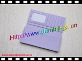 Бумажник женщин портмона PU повелительниц кожаный длинний тонкий