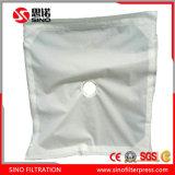 Prensa manual tamaño pequeño del filtro hydráulico con la placa de la placa y de filtro del marco
