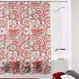 Tenda di acquazzone impermeabile della stanza da bagno della Anti-Muffa PEVA dell'OEM (16S0046)