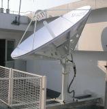 3.0m örtlich festgelegte Vsat Rxtx Satellitenschüssel-Antenne