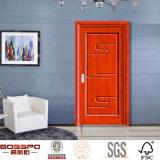 Входа фронта краски гостиничного номера дверь законченный деревянная (GSP8-024)