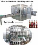 自動CSD Carbonated Beverage 3in1満ちるキャッピングのびん詰めにする装置