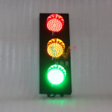 LED indicatore luminoso personalizzato due mini 125mm del segnale stradale di funzioni