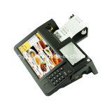이중 스크린 Barcode 스캐너 NFC 지불 지적인 POS 단말기
