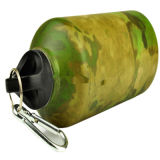Воинский тактический буфет бутылки воды нержавеющей стали Multicam