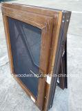 Hout van het Product van Woodwin het het Hoofd en Venster Van uitstekende kwaliteit van het Aluminium met het Scherm