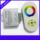 Regolatore della luminosità stabile di RGB LED di tasti di tocco 5 di buona qualità rf