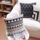 Доступный по цене постельное белье из хлопка подушки охватывает 18X18 для спальни
