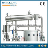 Aceite esencial de la planta extractora de laboratorio