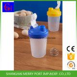 Umweltfreundliches Material kundenspezifischer Schüttel-Apparatplastikwasser-Flaschen-Kennsatz