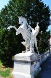 Heiße Garten-Statue-Formen, Marmorstatue-Preis-Garten-Skulptur