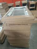 Grãos de madeira estilo Euro Thermal Break Janela Casement de alumínio