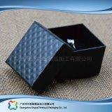 Montre/bijou/cadeau de luxe cadre de empaquetage en bois/papier d'étalage (xc-hbj-028)