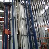 Ligne d'enduit de poudre pour le profil en aluminium