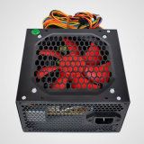 350W ATX PC fonte de alimentação com 12cm Red Fan Honeycomb Design Switching Power Supply