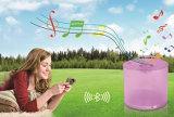 Zonne LEIDENE Lantaarn met Spreker Bluetooth voor het Kamperen van de Wandeling