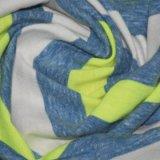 tela Yarn-Dyed de la raya del rayón del algodón del poliester 180GSM
