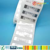 Modifica al minuto del contrassegno di frequenza ultraelevata RFID dell'adesivo della gestione HY-H61 MONZA R6
