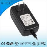 adaptador de la CA 12V/1.5A/18W con el certificado del CCC y de CQC