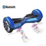 Vespa eléctrica de la movilidad de las ruedas de Bluetooth Hoverboard dos