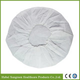 Protezione Bouffant non tessuta, protezione rotonda
