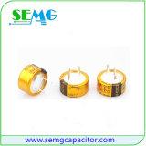 Capacitor eletrolítico de alumínio do capacitor do melhor vendedor 25V 4700UF