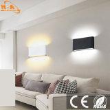 屋内屋外LEDの壁ランプのアルミニウム壁ライト