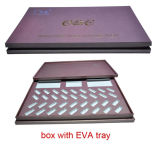エヴァの挿入オイルボックスが付いている贅沢で装飾的な荷箱をカスタマイズしなさい