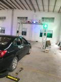 Sistema de inspección de la radiografía del coche - Conducir-Por el sistema de inspección del vehículo (CON los PASAJEROS)