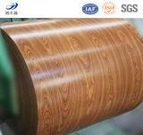 高品質の木カラーによって塗られる鋼鉄コイル