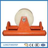 Polia de cabo elétrica de nylon Roda de cabo de aço