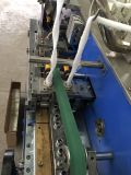 Vara do cotonete de algodão da cabeça do dobro da capacidade elevada que faz a máquina