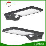 450lm 42 Energía Solar LED Sensor de movimiento PIR Jardín Lámpara de luz de seguridad Piscina