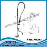 Fissato al muro Pre-Risciacquare il rubinetto del dispersore di cucina (KM2103)