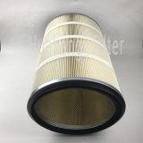 Collecteur de poussière de la cartouche du filtre à cartouche de filtre à air ovale P033023-016-340