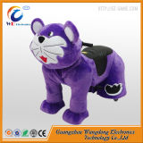 La Chine Kids Ride sur un jouet en peluche animal animal en peluche Ride