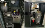 Compressore d'aria di stile della vite di lubrificazione di sorgente e dell'olio di corrente alternata 37kw/50HP