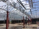 El edificio de la estructura de acero fabrica el almacén 1061
