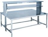 Edelstahl-Krankenhaus-Tisch