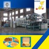 Blatt-Extruder, der Meerestier-Huhn-Fleisch-Kasten-Ei-Tellersegment-Maschine herstellt
