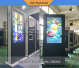 32/42/55/65 en el exterior de la publicidad digital de pantalla de LCD
