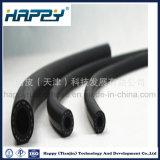 R3 de alta presión hidráulica de trenzado de fibra de la manguera de goma