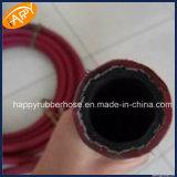 Résistant aux hautes températures sur le fil de la vapeur en caoutchouc flexible tressé