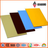 Material de revestimiento de Ideabond Material de construcción de los paneles de pared de la resina del poliester de la placa del anuncio de la muestra De China Supplier