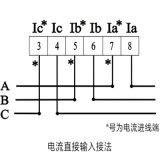 JP2041-9K4 Intelligent ampèremètre en trois phases