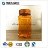 Plastikflasche des Großhandelshaustier-100ml für Kapsel-pharmazeutische Flaschen