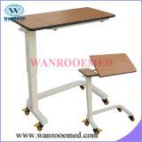 Aluminiumlegierung-anhebende Spalte über Bett-Tabelle