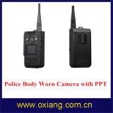 2 de Communicatie van de manier Camera van de Politie bouwde GPS IRL de Versleten Camera van de Visie van de Nacht Lichaam voor Politie in