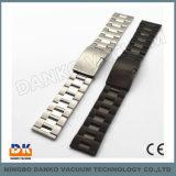 腕時計の宝石類PVDのチタニウムの窒化物の真空メッキ機械